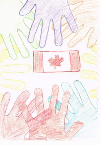 Adelisa, Grade 4, West Vancouver