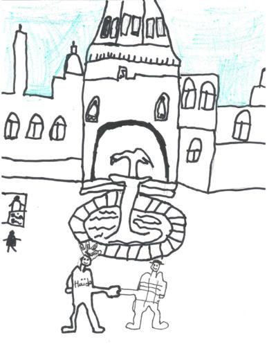 Levi, Grade 6, Rossland