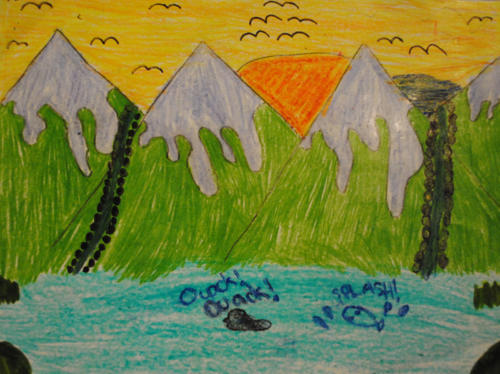 Morgan, Grade 4, Chilliwack