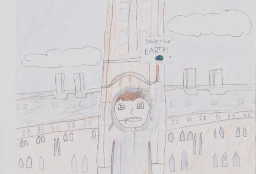 Quinn, Grade 5, Maple Ridge