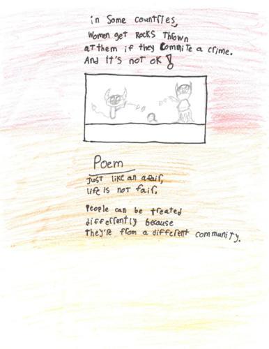 Taeo, Grade 7, Rossland
